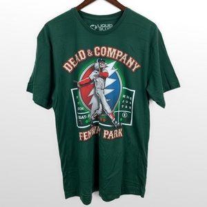 Liquid Blue Dead & Company Grateful Dead T Shirt